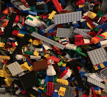 lego 1kg mixed random bundle clean