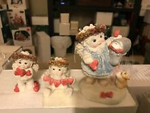 dreamsicles three angels by cast art signed by
