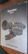 1008xl Super 8 Cine Camera Etc