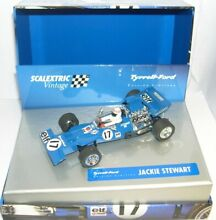 scalextric 6178 tyrrell ford 001 17 f1 1971