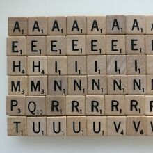 scrabble game travel edition replacement 5
