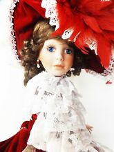 victorian doll emily 32 in victorian full body