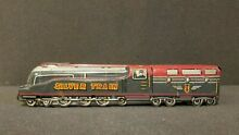 marusan silver train friction car for