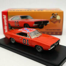 general lee auto world 1969 dodge charger red