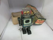 alps japan television spaceman battery