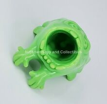 ecto plazm real ghostbusters green ghost open