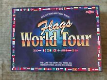 touring game tactic games flags world tour