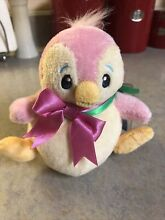 neopets pink bruce plush series 1 keyquest