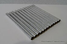 marx toys authentic 12 pc chrome pipe load
