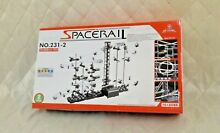 spacerail ball track set marble run toy game