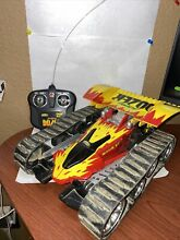 nitro car tyco nitro dozer 27 mhz rc car
