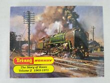 rovex tri ang hornby story volume 2 1965