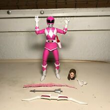 mighty morphin mmpr lightning collection pink
