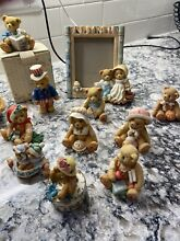 cherished teddies large by enesco 22 pieces