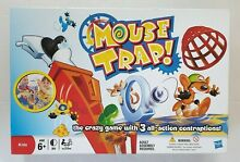 mouse trap game hasbro mouse trap children game 3