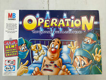 operation game operation family board game by