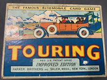 touring game parker brothers touring early
