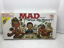 go for it parker parker brothers mad magazine what