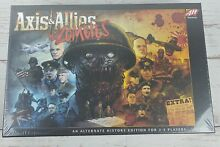 axis allies board game avalon hill axis allies zombies