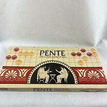 go for it parker parker brothers pente classic game