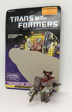 transformers windsweeper complete 1988 hasbro g1