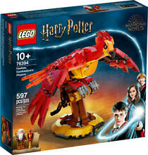 lego 76394 harry potter fawkes