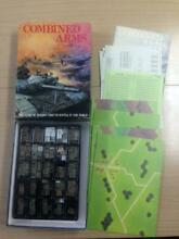 tsukuda combined arms war game board