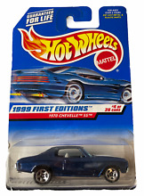 1970 hot wheels chevelle ss bad card