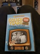 captain gallant golden years classic television