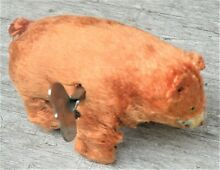 occupied japan wind up bear toy key about 3 1 2
