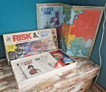 risk castle parker brothers risiko