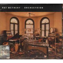 orchestrion pat metheny cd nonesuch 7559 79847