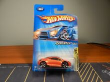 prototype car hot wheels 2005 first editions