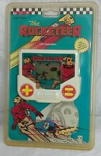 tiger electronics the rocketeer videospiel lcd