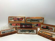 tyco ho carriages collection