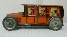 drgm 1920 s tin penny toy bus germany