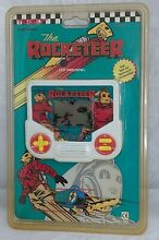 tiger electronics the rocketeer lcd handheld