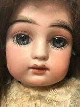francois gaultier 22 french bisque bebe doll by size