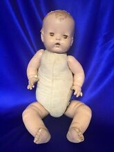 horsman 18 composition doll for parts or