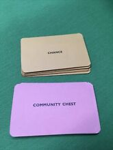 monopoly 1961 chance community only great