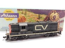 athearn ho scale custom central vermont gp