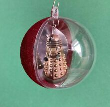 dr who dr doctor who style christmas tree