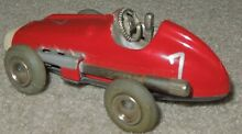 schuco 1043 micro racer red 7 clean no key
