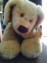 russ berrie completely crackers dog soft toy