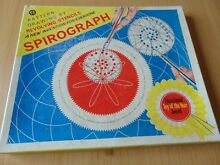 spirograph pattern drawing toy