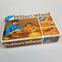 the potter wheel boxed 1970 childs