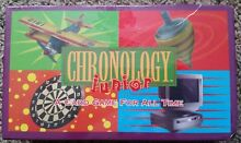 chronology card game chronology junior card game for all