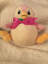 neopets series 1 pink bruce plushie