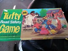 spears game tufty road safety game s 1973