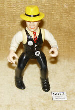 dick tracy loose action figure playmates 1990
